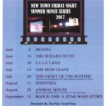 2017 Summer Movie Series
